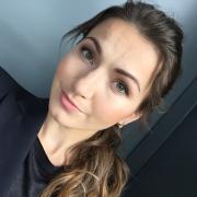 Миофасциальный массаж лица, Елена, 29 лет