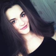 Пирсинг носа в Саратове, Анастасия, 22 года