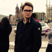 Спичрайтер, Георгий, 27 лет