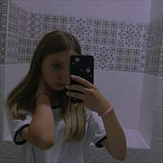 Вечерний макияж в Астрахани, Виктория, 19 лет