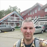 Доставка еды из ресторанов - Красный Строитель, Павел, 32 года