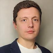 Разовый курьер в Ярославле, Игнат, 32 года