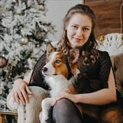 Дрессировка собак, Евгения, 25 лет