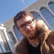 Доставка от двери до двери в Астрахани, Дмитрий, 33 года