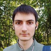 Курьерская служба доставки в Санкт-Петербурге, Павел, 23 года