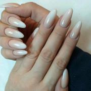 Наращивание ногтей на формах, Марина, 47 лет