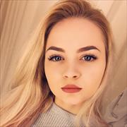Мелирование на темные волосы в Набережных Челнах, Алина, 23 года