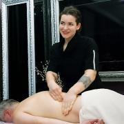 Аппаратный антицеллюлитный массаж, Валерия, 28 лет