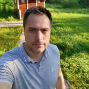 Стоун-массаж, Сергей, 38 лет