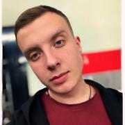 Подключение стиральной машины в Новосибирске, Роман, 26 лет