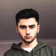 Пиар продвижение, Абдулгамид, 19 лет