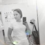 Маникюр с покрытием биогель, Алёна, 38 лет