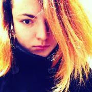 Мастера тату, Ольга, 24 года