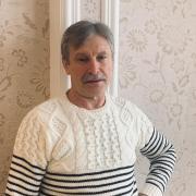 Венецианская штукатурка, Валерий, 58 лет