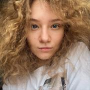 Ведение социальных сетей, Елена, 23 года
