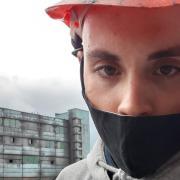 Стоимость покраски забора в Красноярске, Александр, 22 года