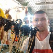 Доставка из супермаркетов, Евгений, 33 года