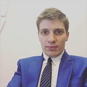 Автоюристы, Владимир, 27 лет