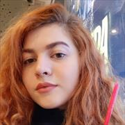 Классический расслабляющий массаж, Анастасия, 21 год