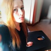 Косметический массаж лица, Алеся, 27 лет