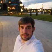 Замена личинки в замке, Владлен, 27 лет