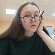 Занятия танцами в Перми, Елизавета, 18 лет