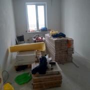 Конопатка сруба в Набережных Челнах, Мансур, 38 лет