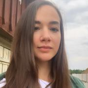 Дизайн страницы сайта, Татьяна, 28 лет