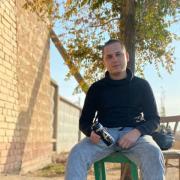 Трезвые водители для женщин в Астрахани, Дмитрий, 22 года