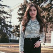 Фотосессии в Краснодаре, Анна, 19 лет