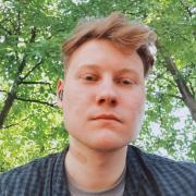 Создание сайта на Ucoz, Даниил, 21 год