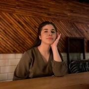 Наращивание ногтей Френч в Астрахани, Ирина, 20 лет