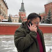 Побелка потолка, Степан, 38 лет