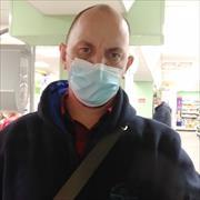 Курьер в аэропорт в Барнауле, Александр, 40 лет