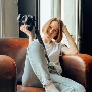 Фотосессия с ребенком в студии - Прокшино, Александра, 32 года