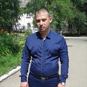 Уборка территории в Самаре, Алексей, 34 года