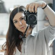 Фотосессия с ребенком в студии - Филатов Луг, Дарья, 31 год