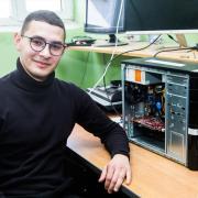 Настройка компьютера в Уфе, Ленар, 20 лет