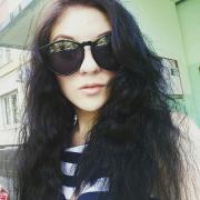 Колорирование волос, Елена, 23 года