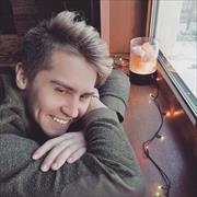 Создать макет визитки, Андрей, 22 года