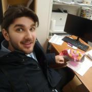Промышленный клининг в Ульяновске, Алексей, 23 года