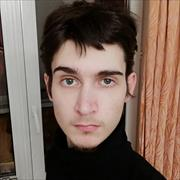 Выгул собак, Олег, 21 год