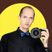 Детские фотографы в Краснодаре, Роман, 23 года