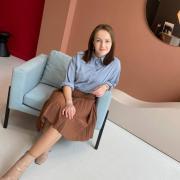 Лечебная стрижка жгутиками, Юлия, 33 года