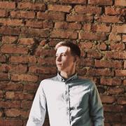 Ведение группы на фрилансе, Дмитрий, 22 года