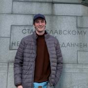 Доставка еды в Перми, Даниил, 21 год