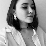 Разработка концепции сайта, Екатерина, 23 года