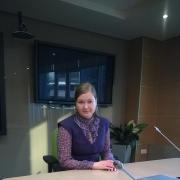 Служба курьерской доставки в Хабаровске, Ольга, 34 года