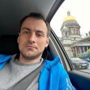 Отделочные работы в Санкт-Петербурге, Антон, 34 года