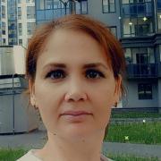 Уборка коттеджей в Санкт-Петербурге, Гуля, 34 года